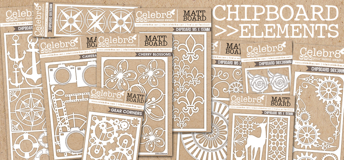 CHIPBOARD ELEMENTS